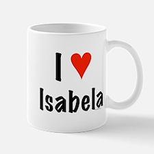 I love Isabela Mug