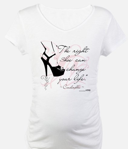 The Right Shoe Can Change Your Life Shirt
