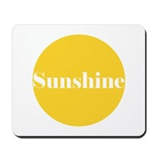 Sunshine Mousepad