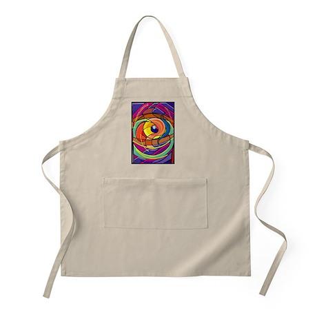 Colored Eye BBQ Apron