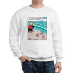 Starfish Wash Up on Beach Sweatshirt