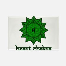 Heart Chakra Rectangle Magnet