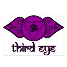 Third Eye Postcards (Package of 8)