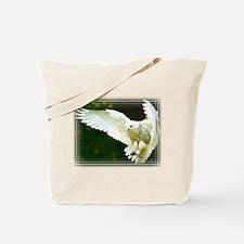 Cool Laughing owl Tote Bag