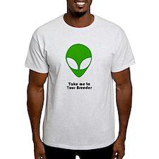 Alien...Breeder T-Shirt