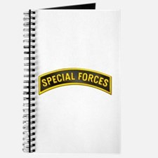 Special Forces(Black) Journal