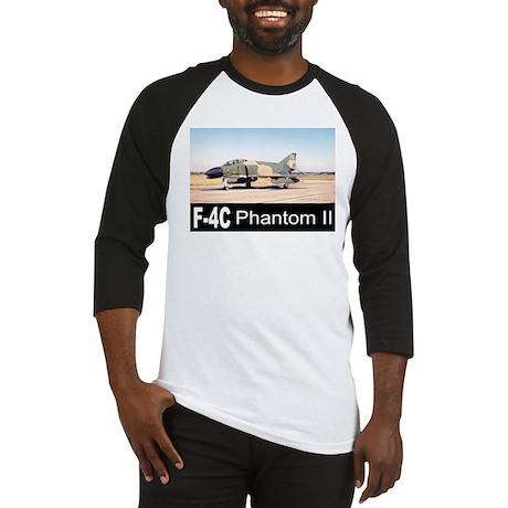 F-4 Phantom II Baseball Jersey