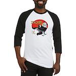 Slacker Panda Baseball Jersey