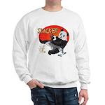 Slacker Panda Sweatshirt