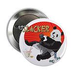 "Slacker Panda 2.25"" Button (100 pack)"