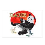 Slacker Panda Postcards (Package of 8)