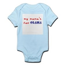 My Mama's For Obama Infant Bodysuit/Onesie