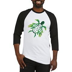 Winged Turtle Baseball Jersey