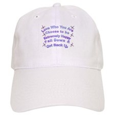 Love Who You Are Baseball Cap