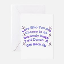Love Who You Are Greeting Cards (Pk of 10)