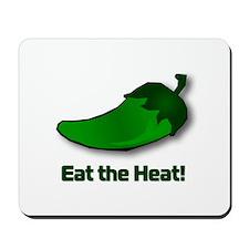 Eat the Heat! Mousepad