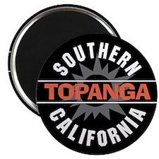 Topanga California Magnet