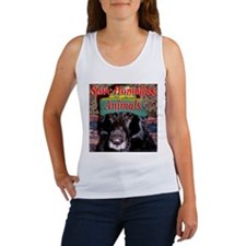 Save Homeless Animals Women's Tank Top