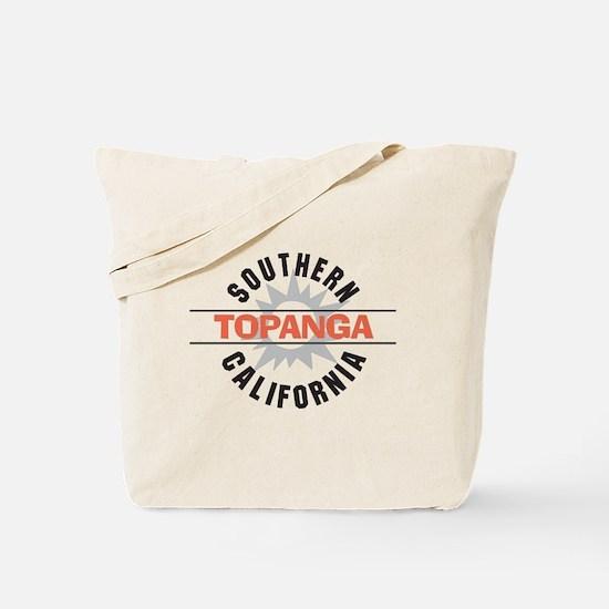 Topanga California Tote Bag