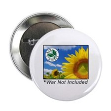 """War Not Included 2.25"""" Button"""