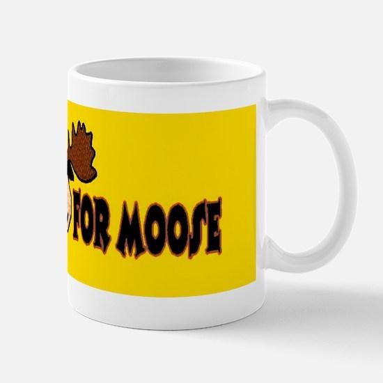 I Brake for MOOSE Mug