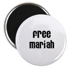 Free Mariah Magnet