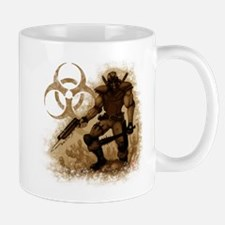 Zombie Killer Carl Mug