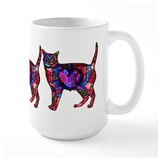 Chroma Calico Mug