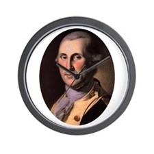 George Washington Wall Clock
