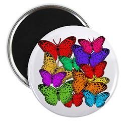 Brilliant Butterfly Design 2.25