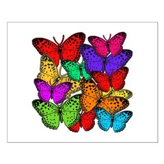Brilliant Butterfly Design Posters