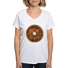 Compass Rose Moose Shirt