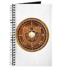 Compass Rose Moose Journal