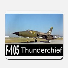 F-105 Thunderchief Mousepad