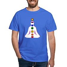 Chakras - Mandalas T-Shirt