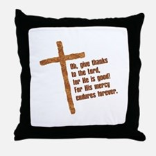 Cute Almighty Throw Pillow
