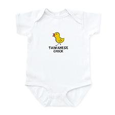 Taiwanese Chick Infant Bodysuit