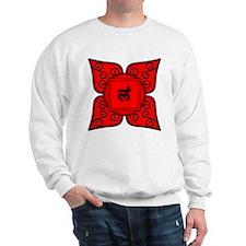 Root Chakra Mandala Sweatshirt
