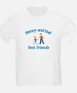 Henry and Dad - Best Friends T-Shirt