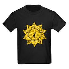 Solar Plexus Mandala T