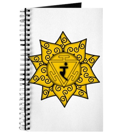 Solar Plexus Mandala Journal