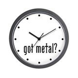 Got metal Wall Clocks