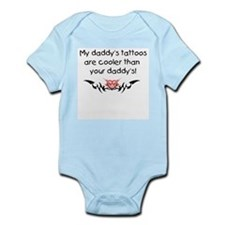 Daddy's tattoos Infant Bodysuit