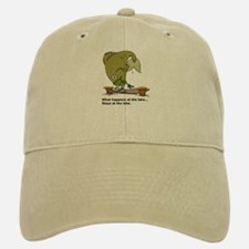 Stays at the Lake Fishing Baseball Baseball Cap
