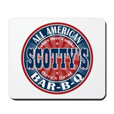 Scotty's All American BBQ Mousepad