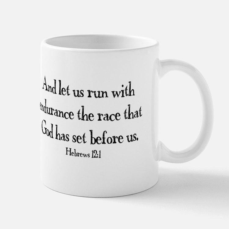 Hebrews Run Mug