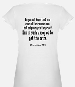 Run the Race verse Shirt