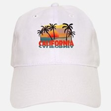 California Sunset Souvenir Cap