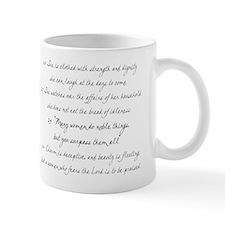 Proverbs 31 mom Mug