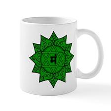 Heart Chakra Mandala Mug